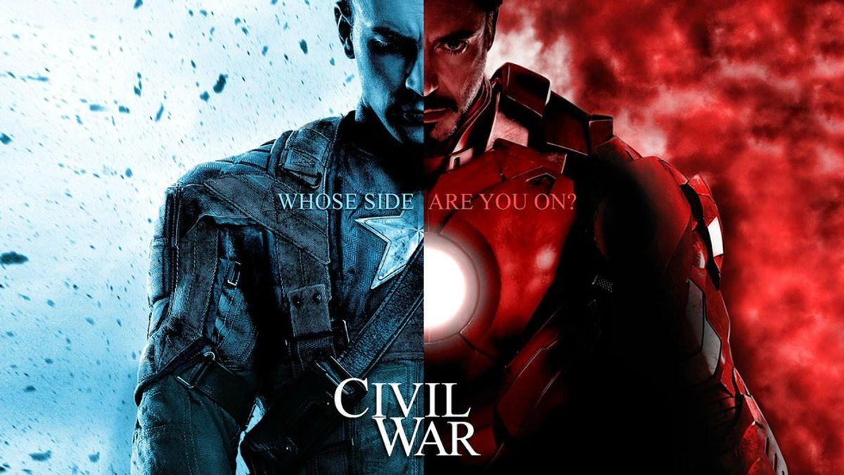 Romano's Review: Captain America Civil War