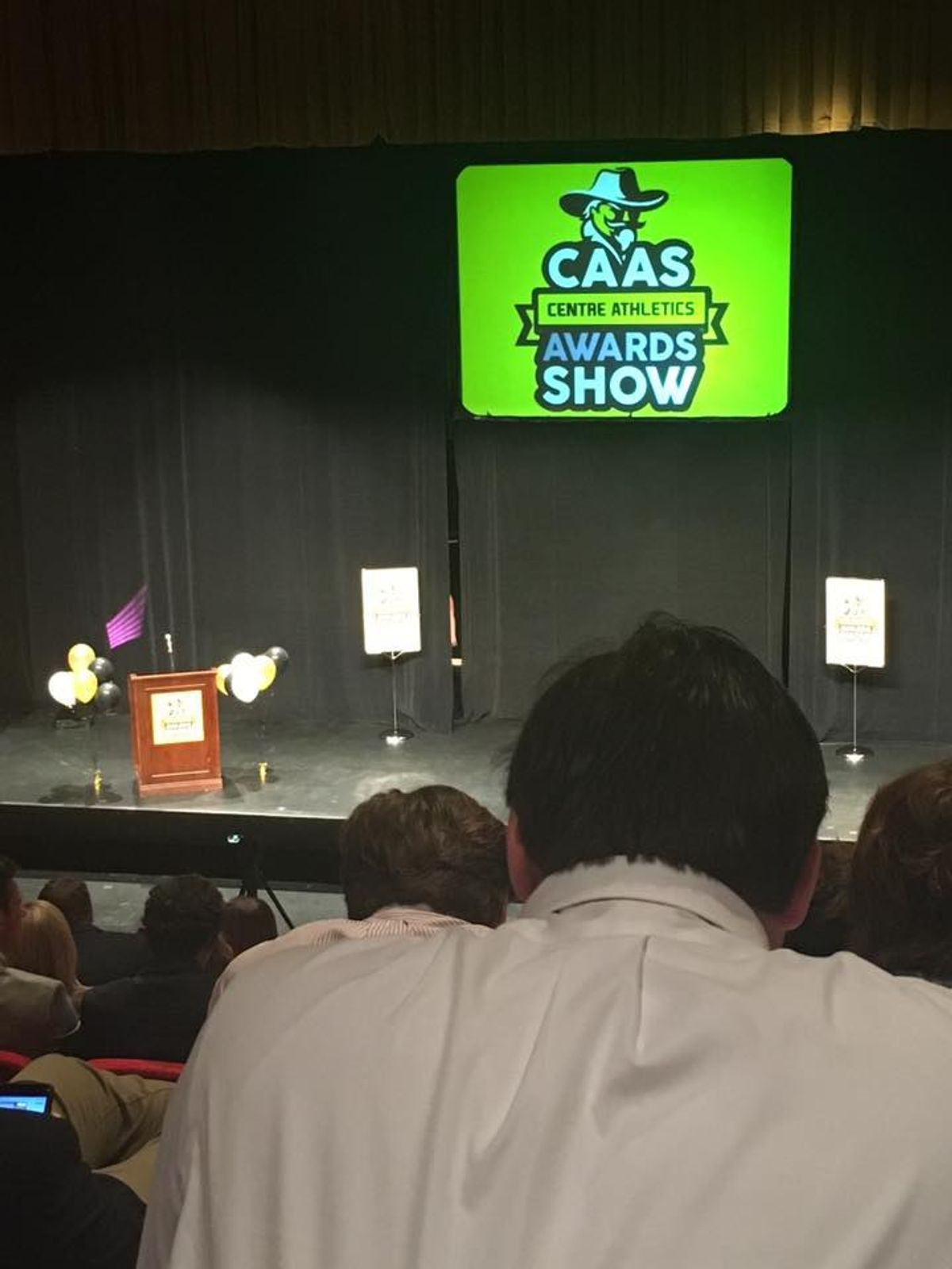 The First Annual CAAS