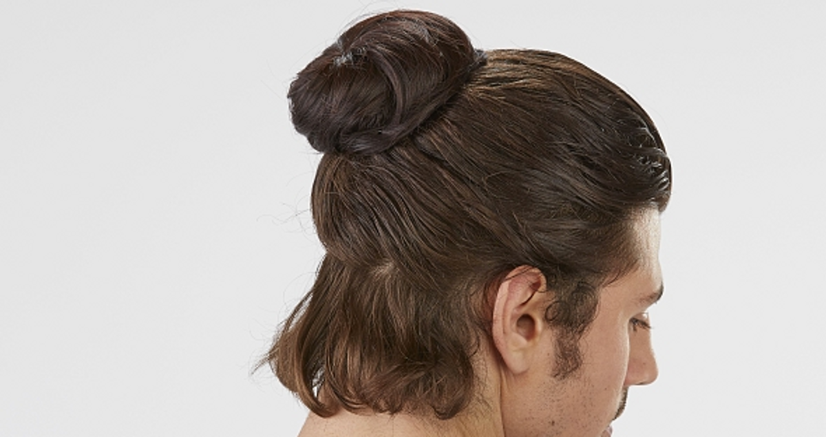 """What's With This """"Man Bun"""" Trend?"""