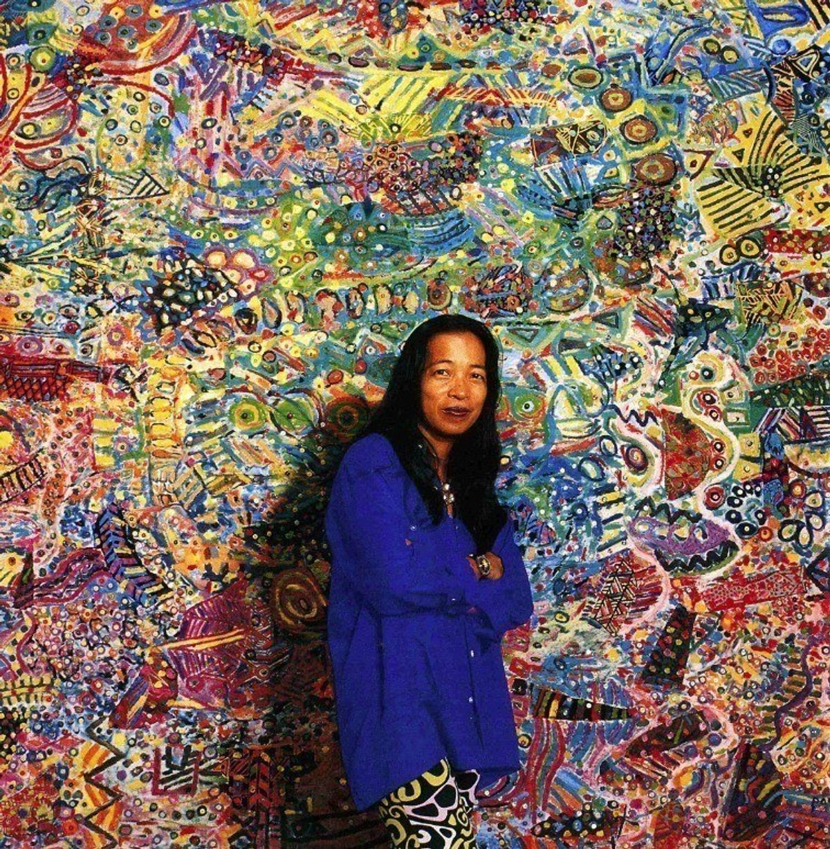How Pacita Abad Uses Art to Talk About Immigration