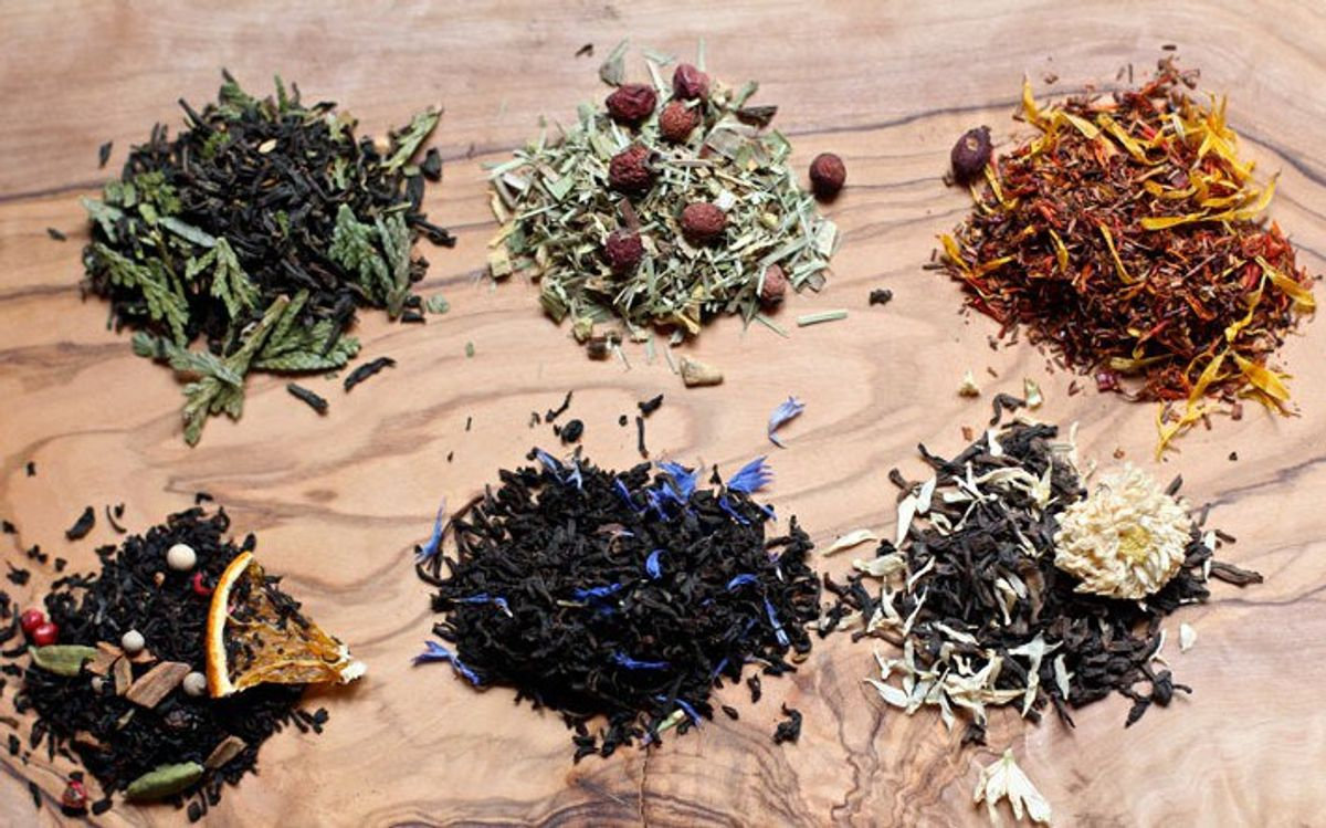 You Can Smoke Lavender? (And Other Herbal Blends)