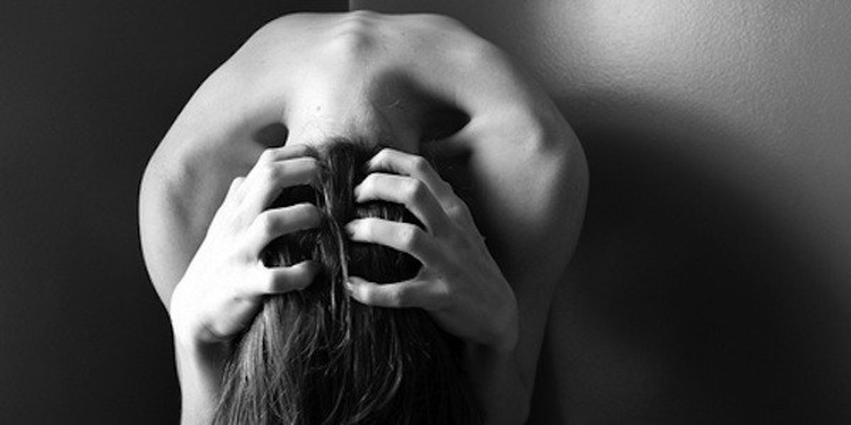 Dealing With A Big, Bad, Ugly Anxiety Disorder