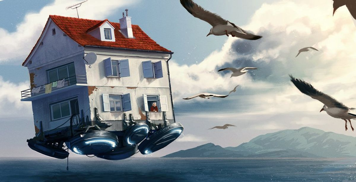 What If We Had Floating Houses?