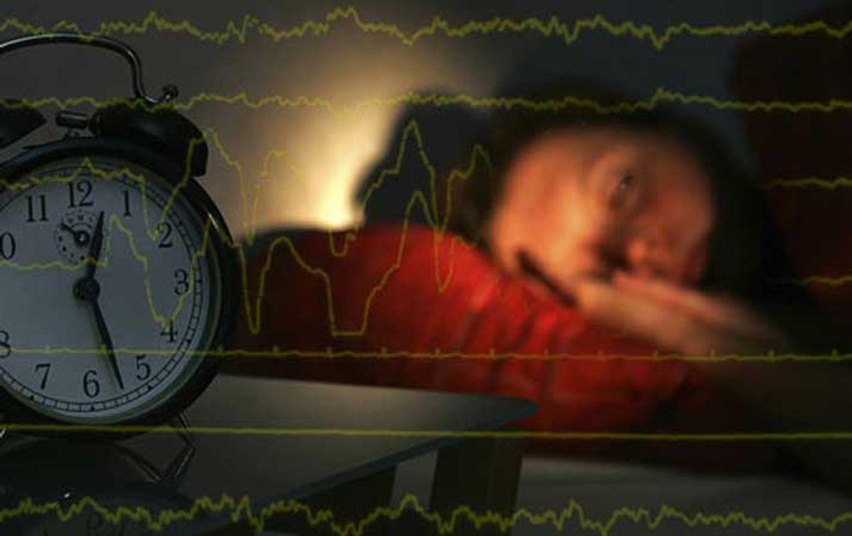 Sleepless Nights Are My Norm
