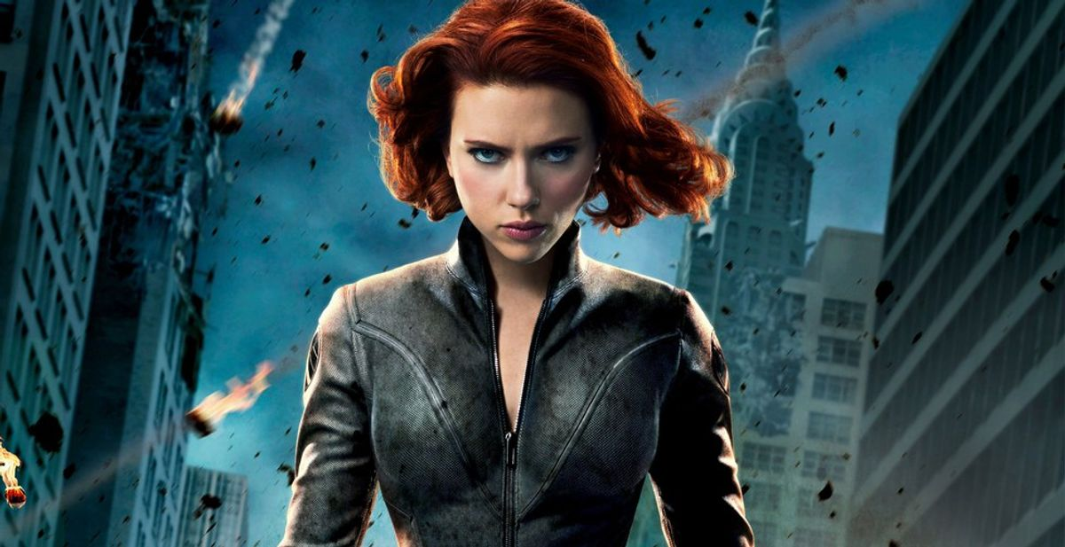 Black Widow: The Female Foil