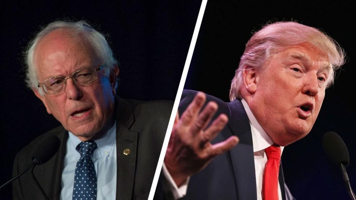 Are Bernie and Trump Supporters Really That Different?