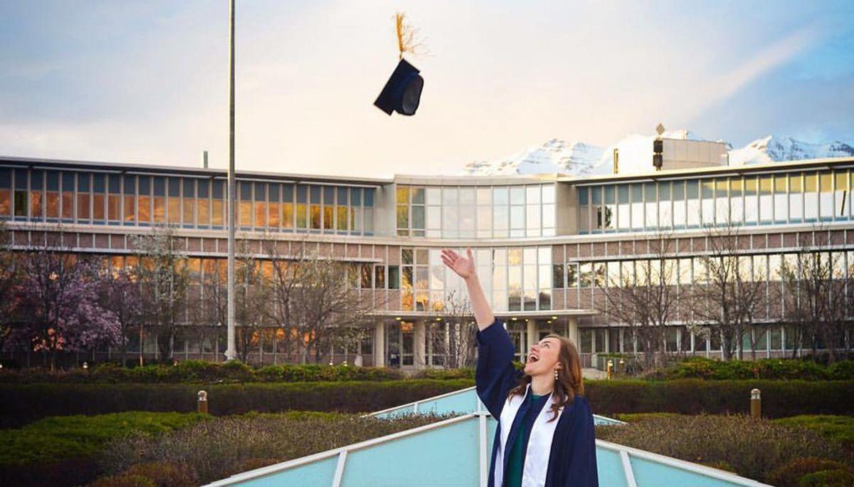 Graduation Is Not The Milestone
