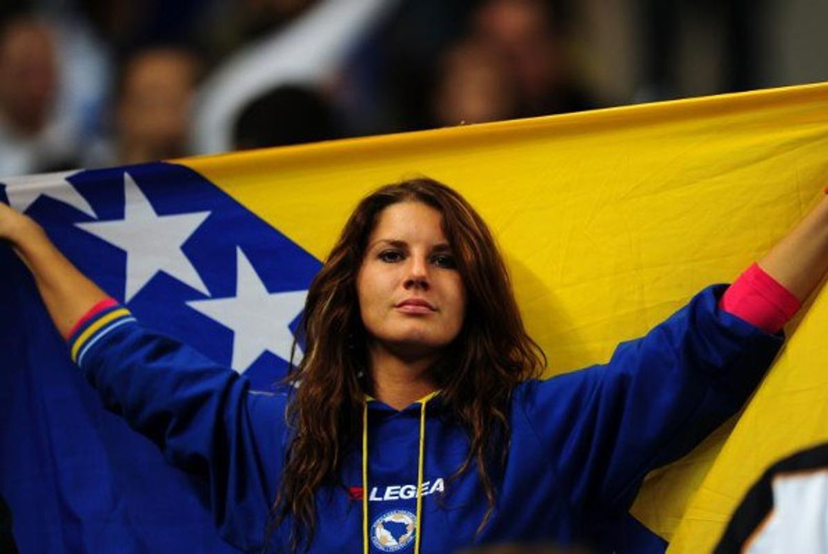 Why Soccer Is More Than Just A Sport To Bosnians