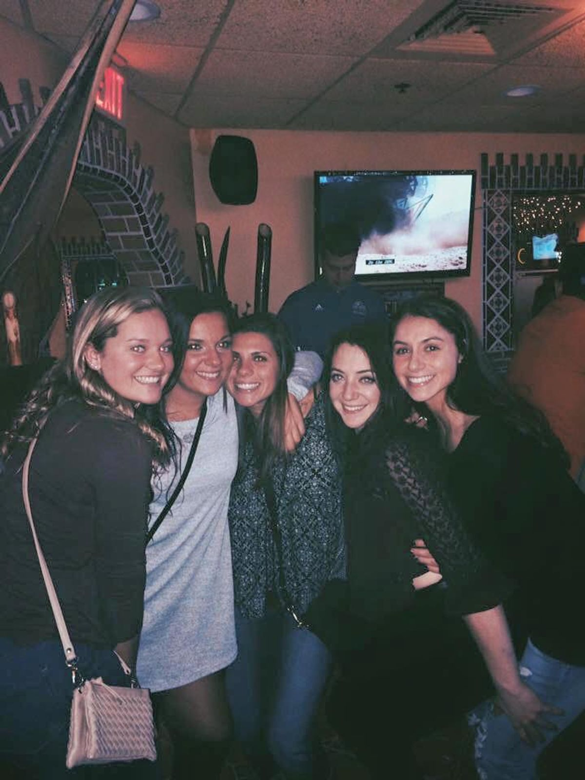 Reminiscing On Good Times With Good Friends