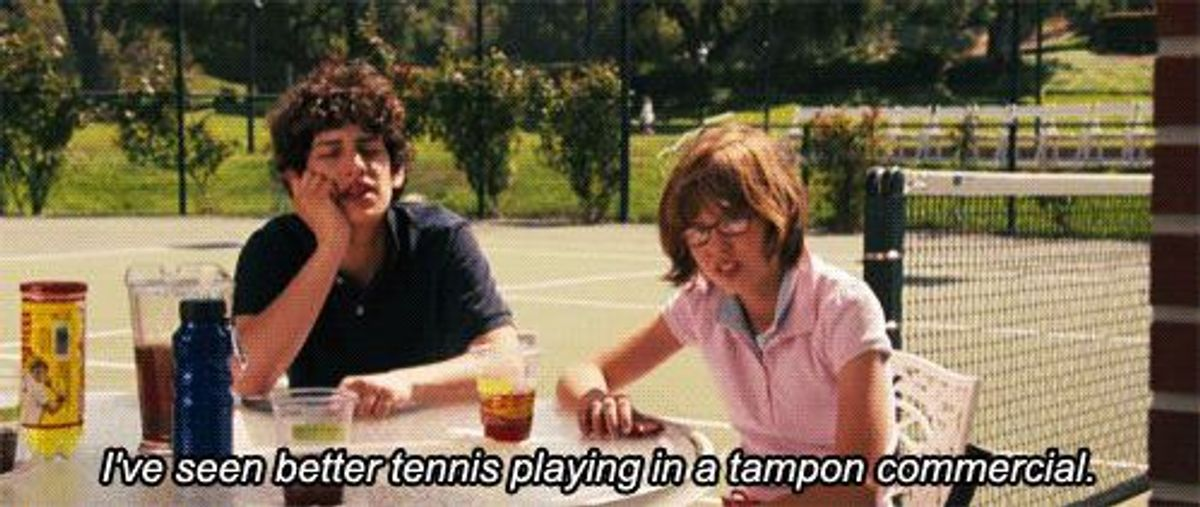 The Problem With Tampon Advertisements