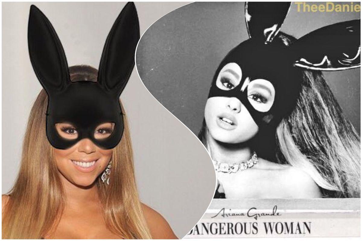 Ariana Grande Is STILL Copying Mariah Carey