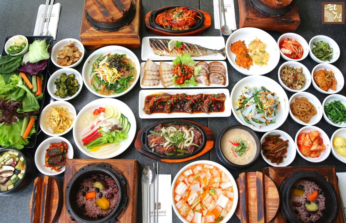 13 Mouthwatering Korean Foods You Need To Try