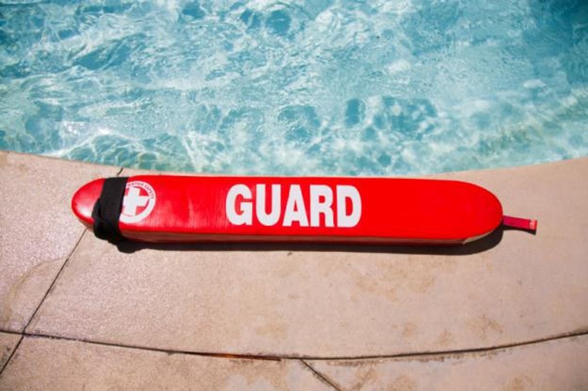 11 Problems That Every Lifeguard Knows