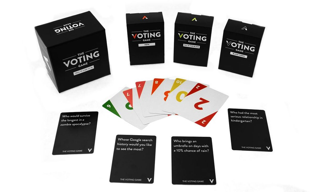 A Review Of The Voting Game