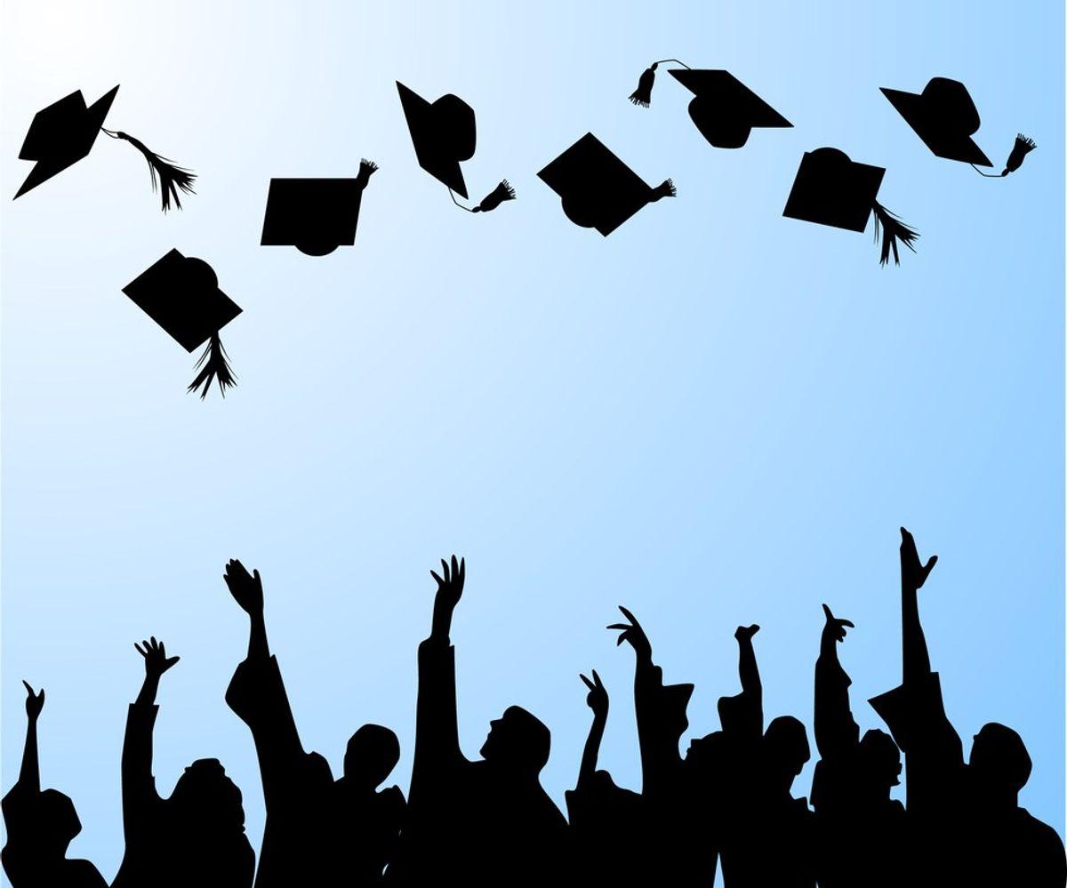 Dear Graduating High School Seniors