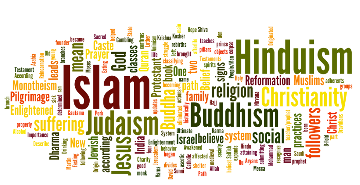 World Religion Should Be Your Next Elective
