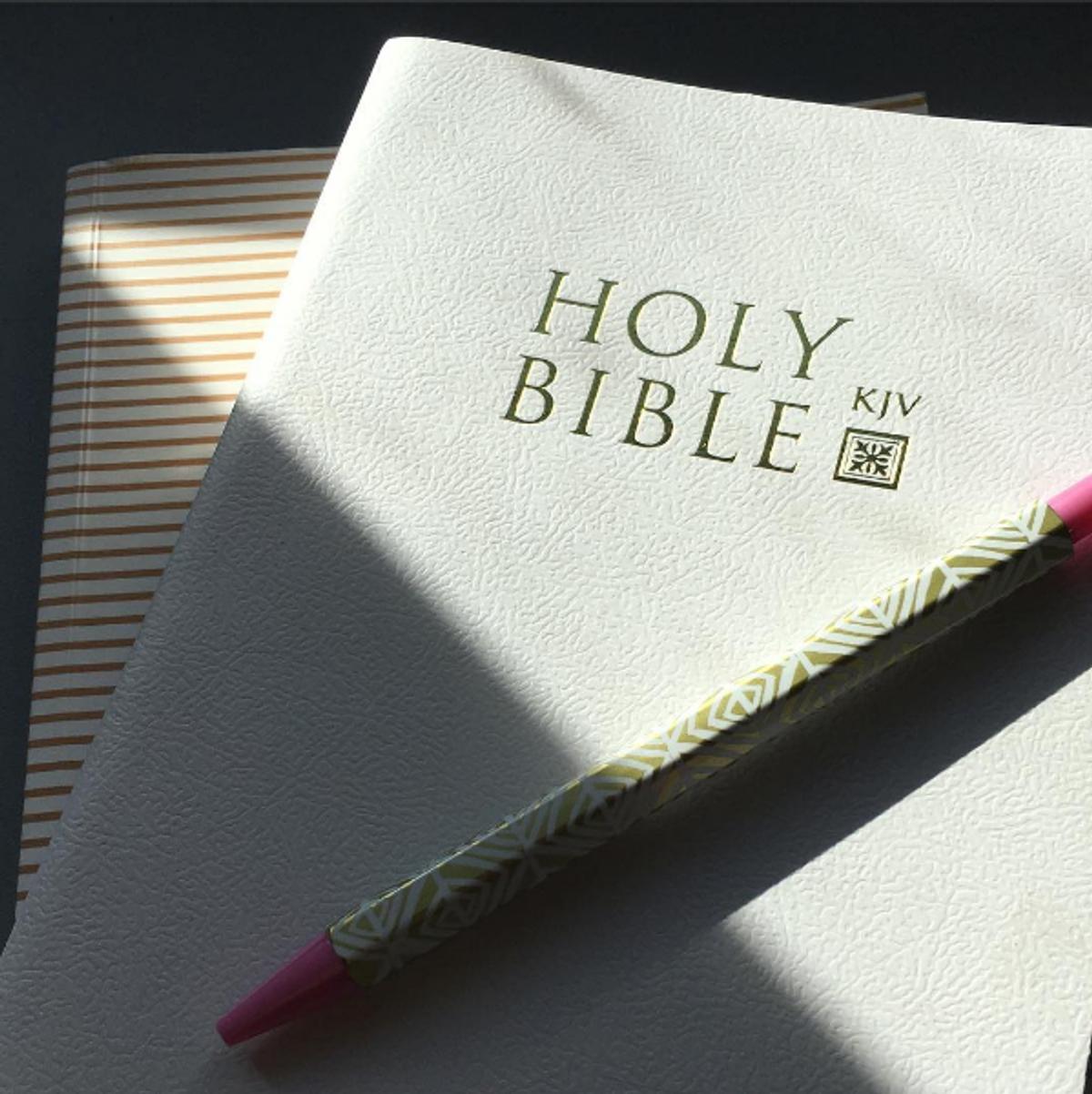 My Favorite Exam Week Bible Verses