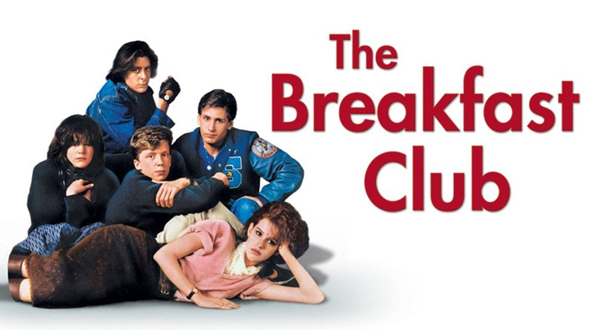 The Stages Of Getting A Summer Job As Told By The Breakfast Club