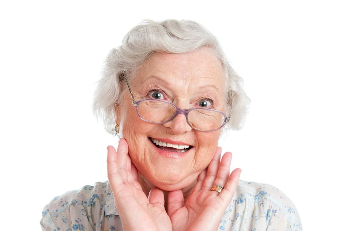 8 Signs That You Are An Old Woman At Heart
