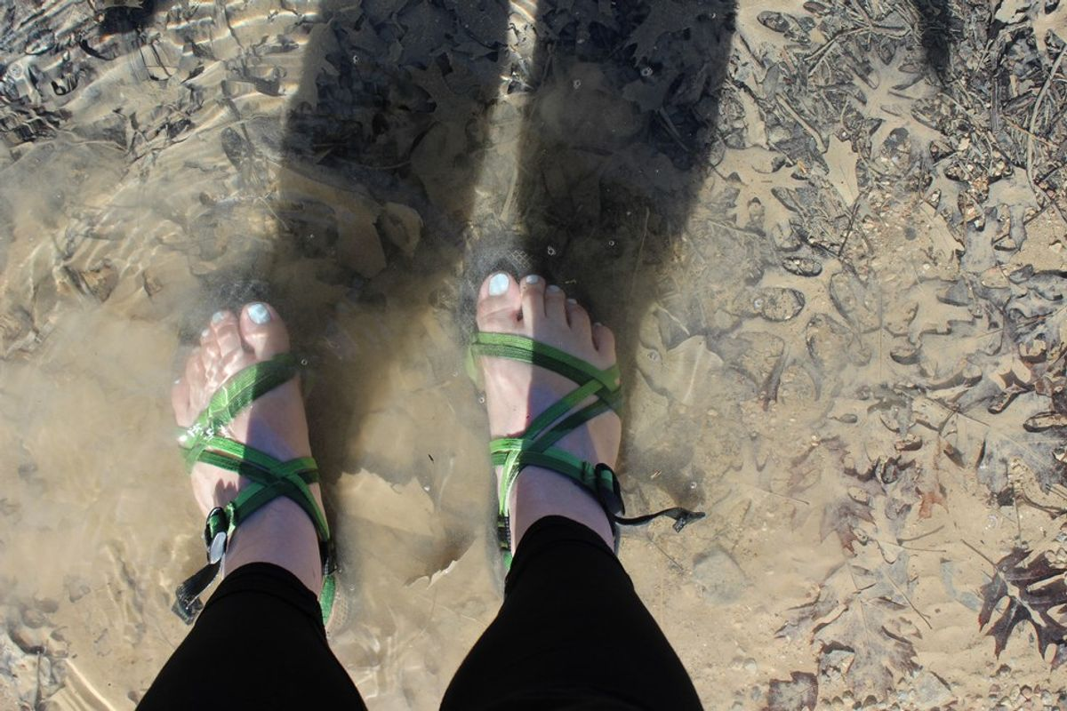 What your Chacos are saying about you?