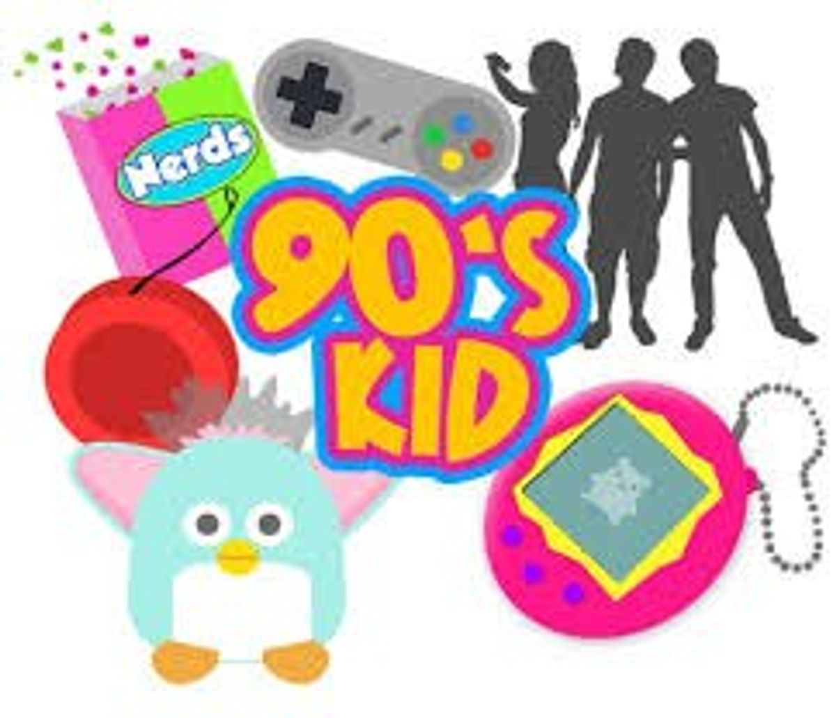 Why Are '90s Kids So Obsessed With Nostalgia?