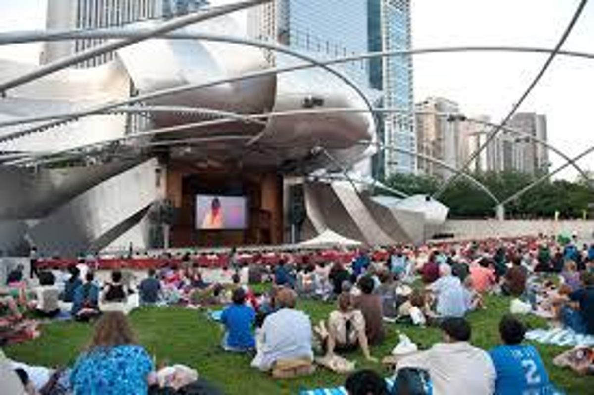 11 Movies To Catch At Chicago's Millennium Park This Summer