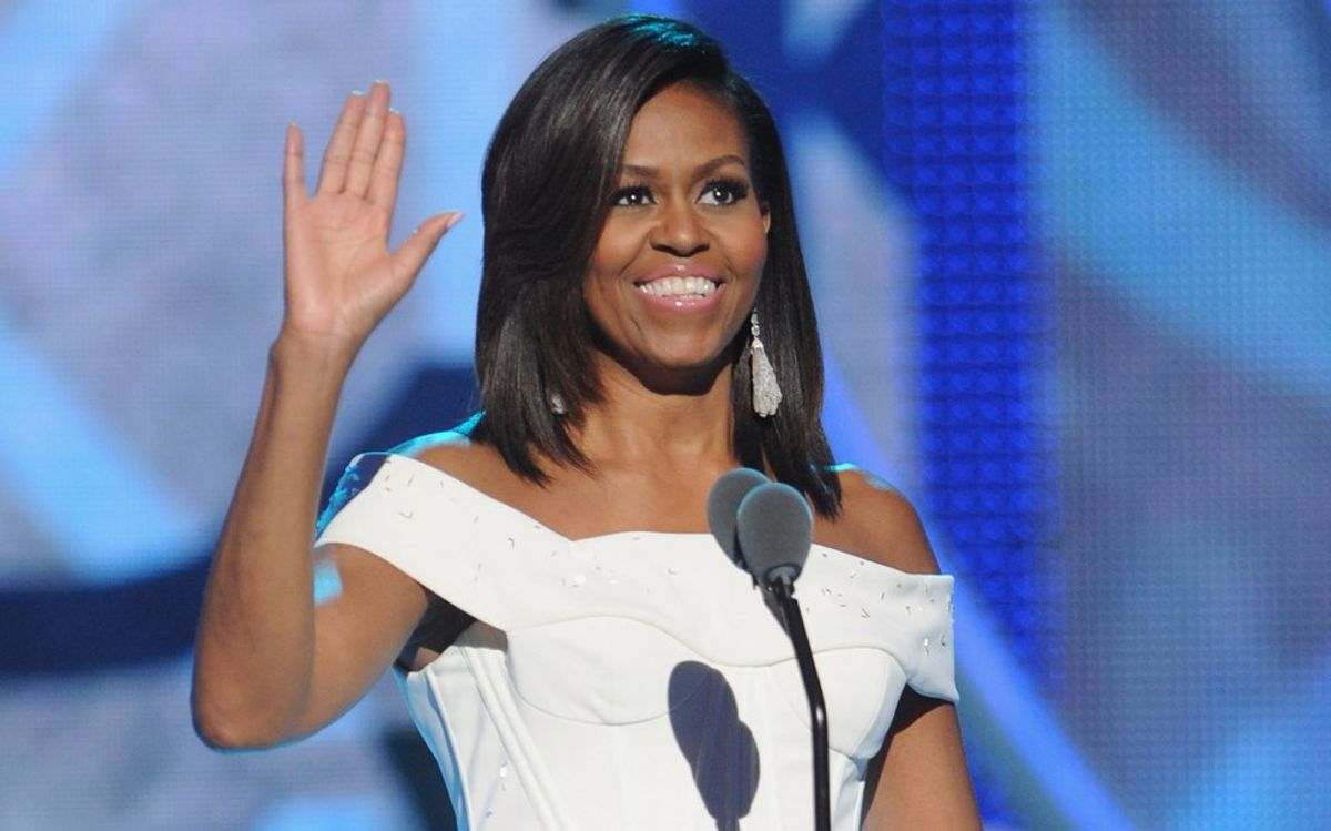 Why Michelle Obama Is More Than A Role Model
