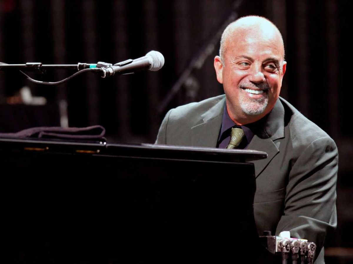 What I Learned From Billy Joel