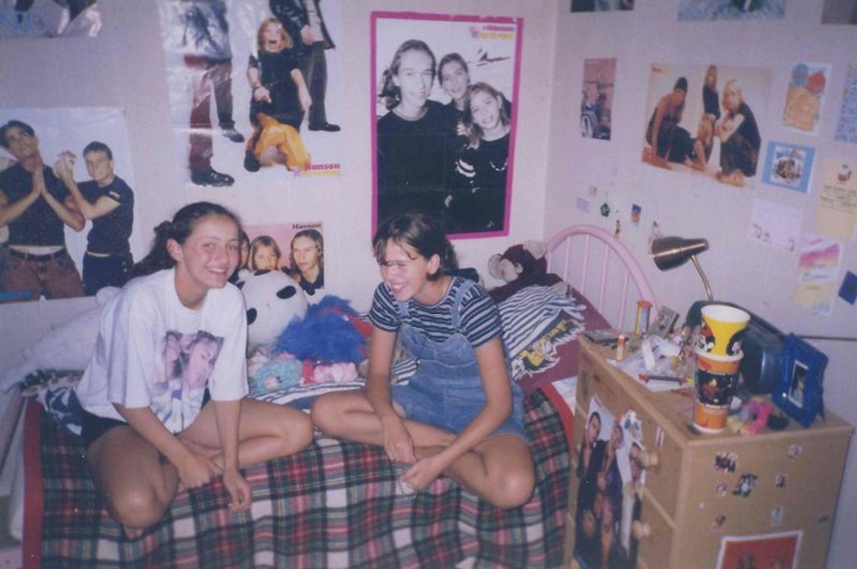 Life In The 90's: Bedroom Posters Versus Instagram Feeds