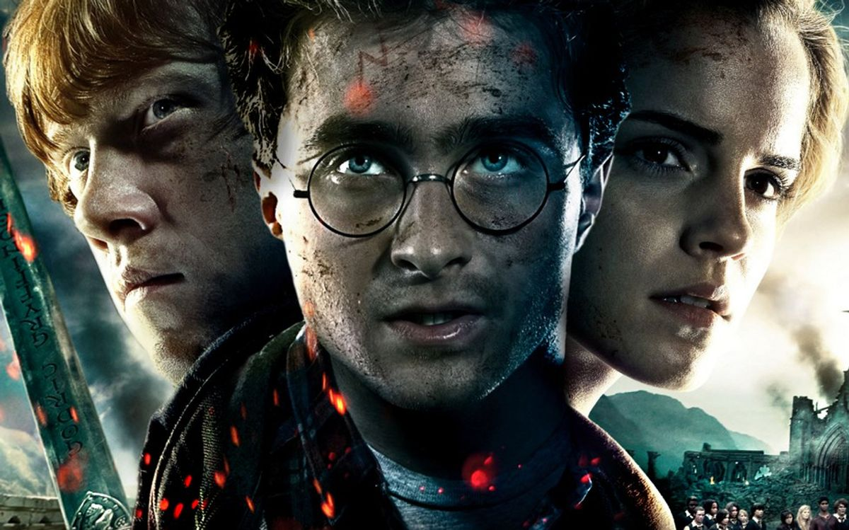 11 Times That Harry Potter Was Life