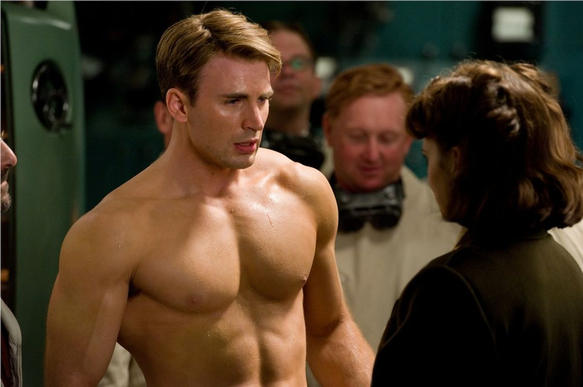 Why Captain America Should NOT Have A Boyfriend