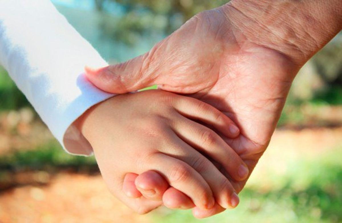 A Grandparent's Unconditional Love