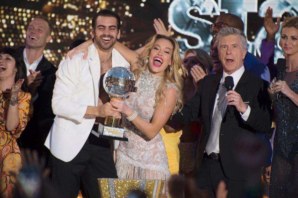 """Nyle DiMarco : """"Dancing with the Stars"""" Season 22 Victory"""