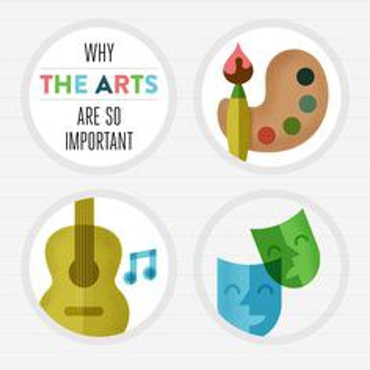 10 Reasons Why The Arts Are Important In Our Lives