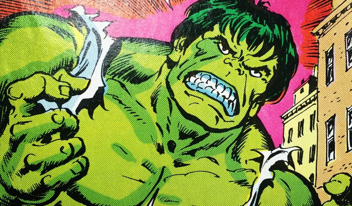 The Incredible Hulk And Dissociative Identity Disorder