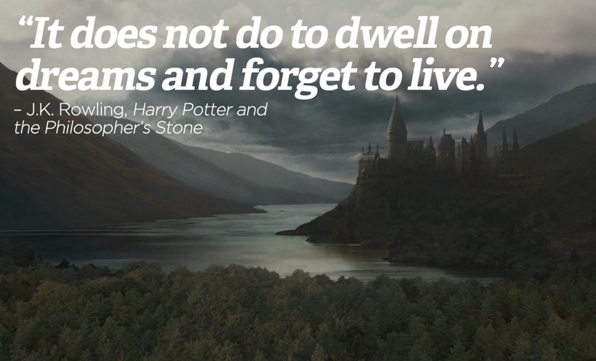 7 Reasons Why I Love Harry Potter