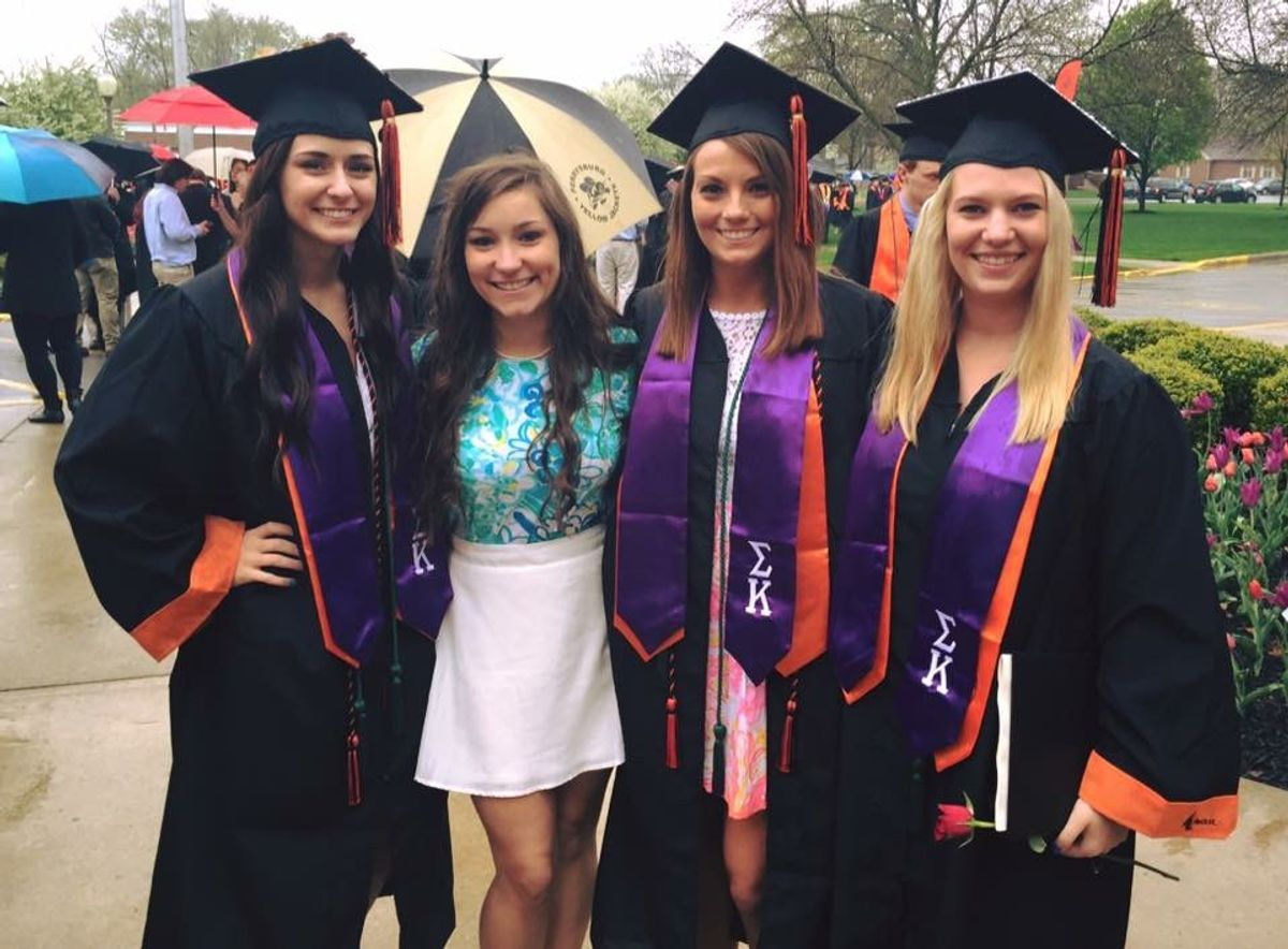 Why Your College Friends Are Significantly Better Than Your High School Friends