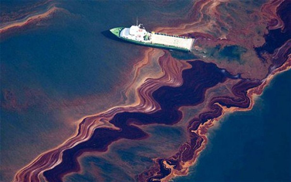 Shell's Second Spill In Two Weeks: Why Are We Silent?
