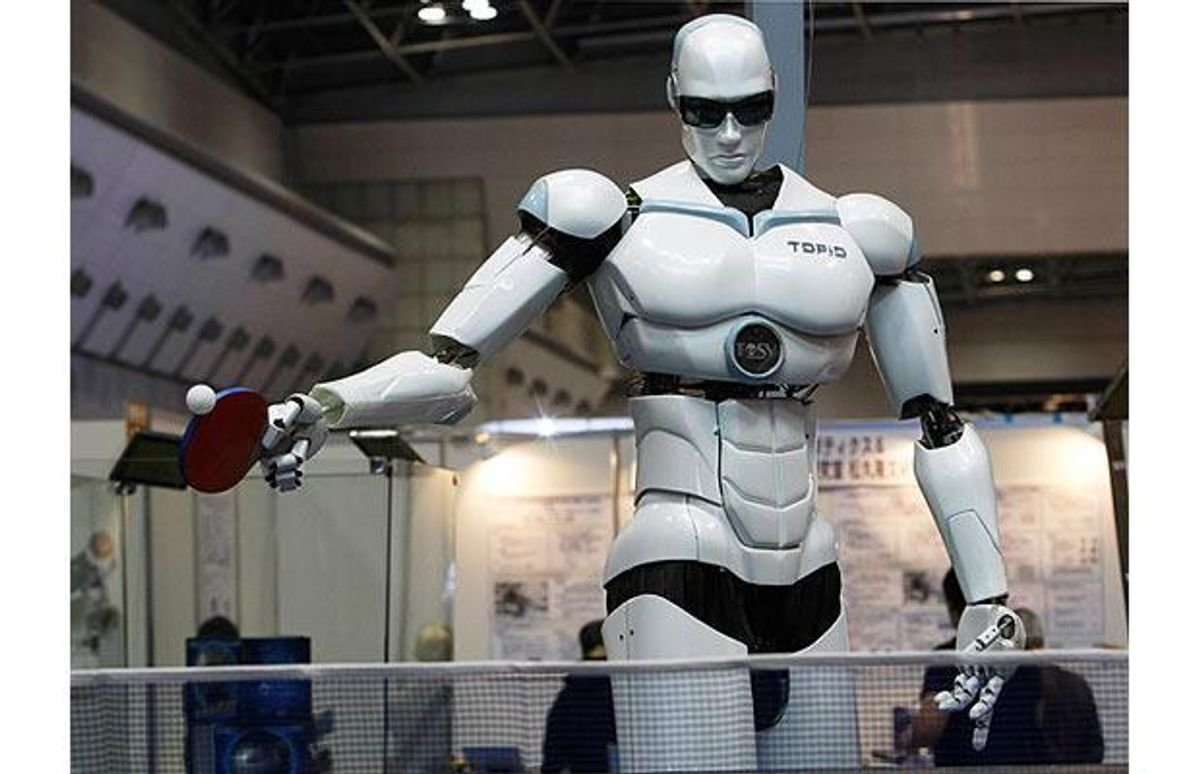 The Future Of Robotics In The Next 10 Years