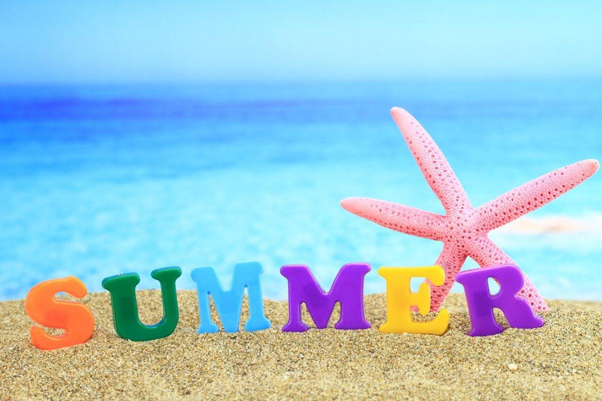 The Progression of Summer