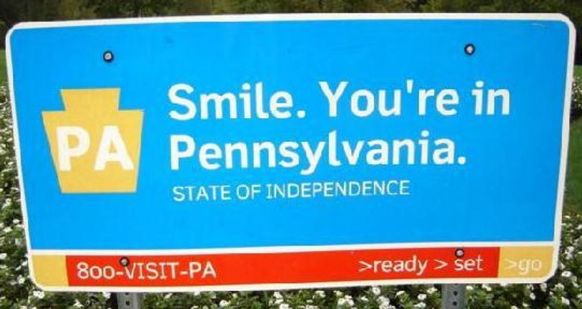 25 Things About You Didn't But Should Know About Pennsylvania