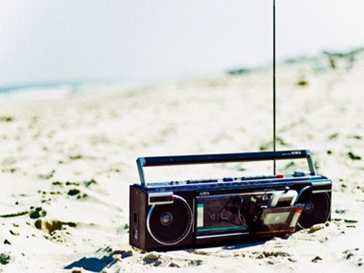 19 Songs For A Successful Summer Playlist