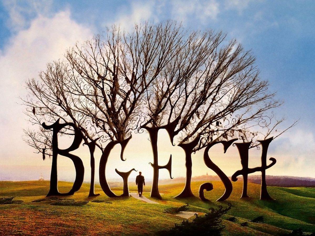 Psychoanalytic Criticism And Tim Burton's 'Big Fish'