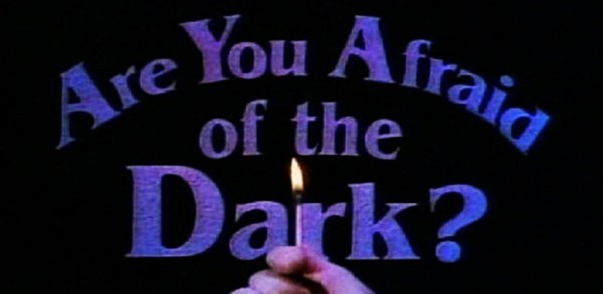 Are You Afraid Of The Dark Is Back!