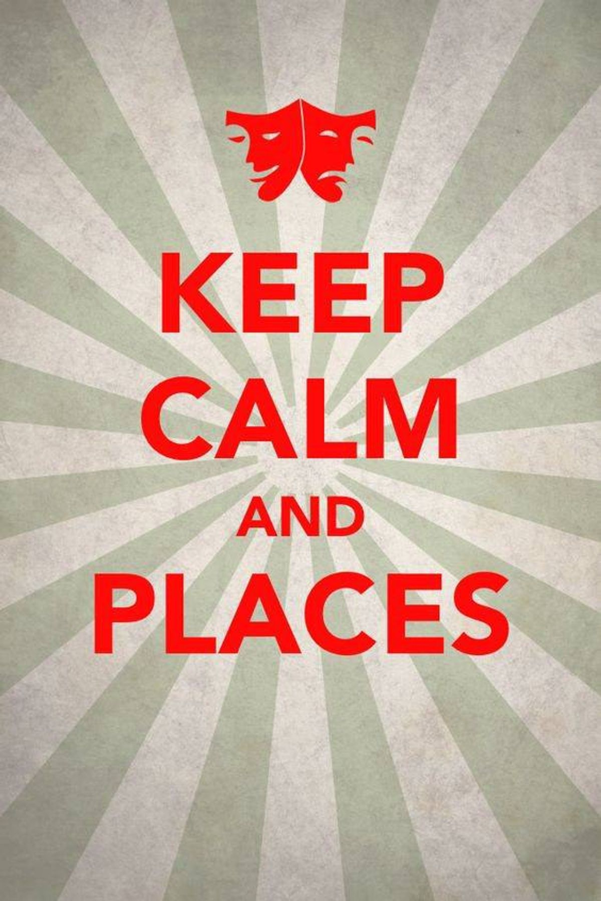Places!: It's More Than Just A Word