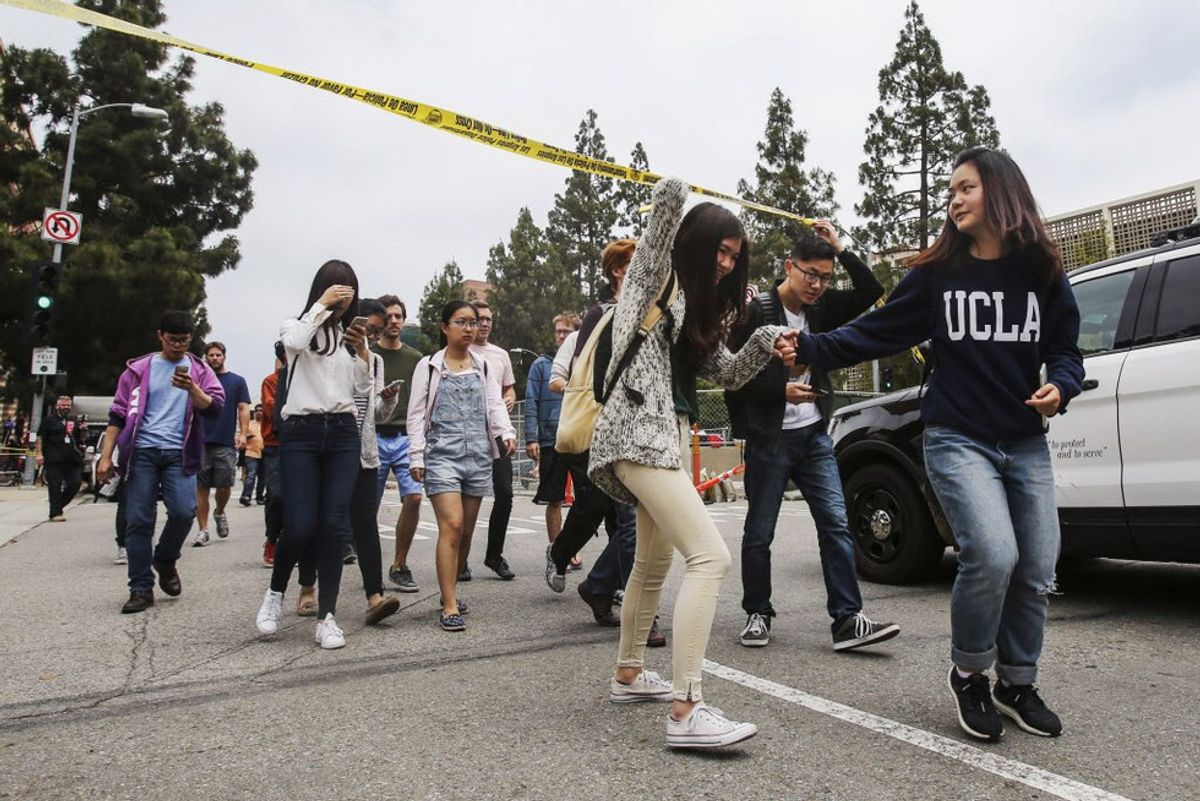 College Campus Shootings From A Student's Perspective