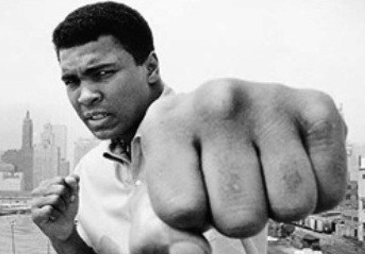 A Tribute To Muhammad Ali: The Athlete, Philanthropist And Legend
