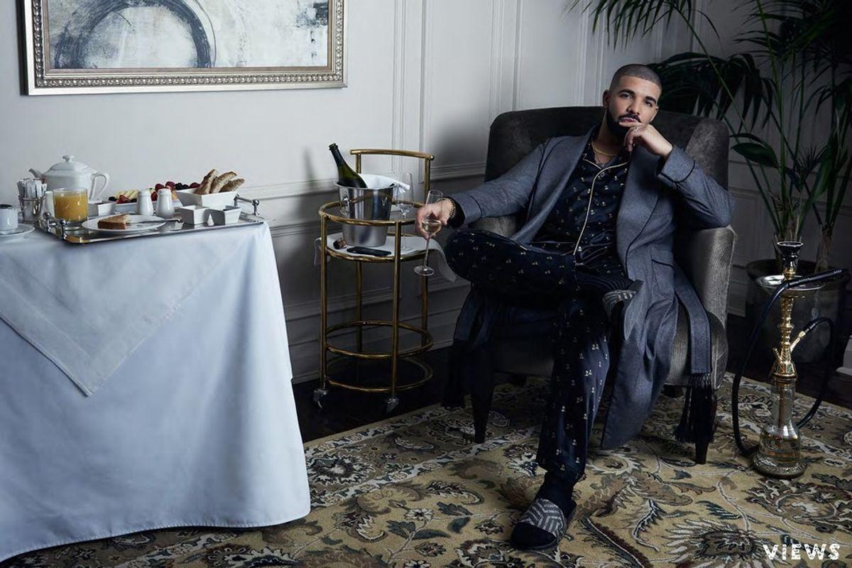 "25 Of The Most Caption-Worthy Lyrics On Drake's ""Views"""