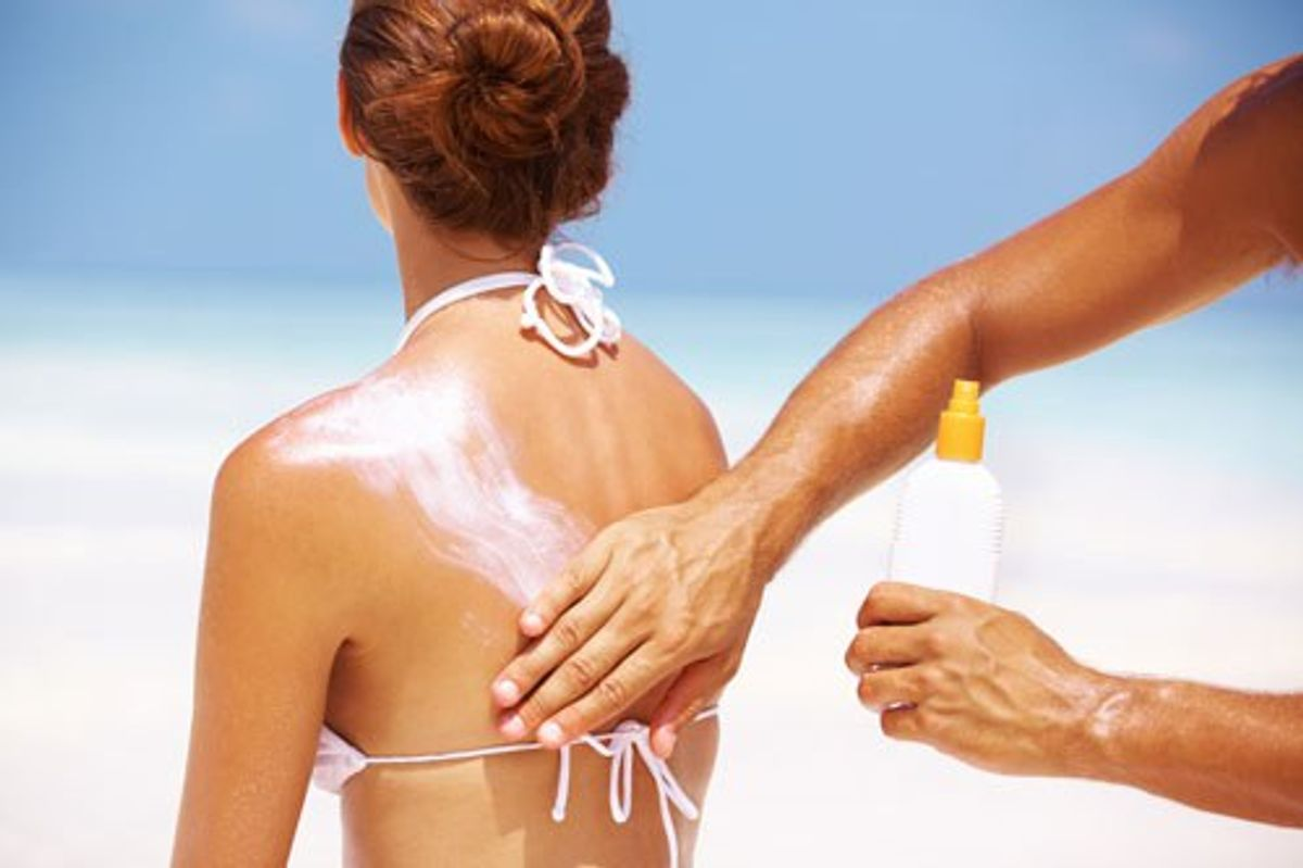 Why You Should Always Wear Sunscreen