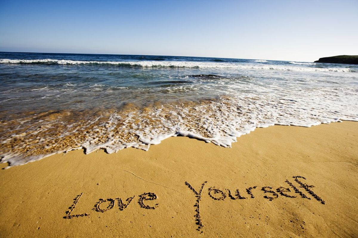 Make The Choice To Finally Love Yourself